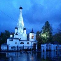 Храм Покрова Пресвятой Богородицы в Медведково :: Наталья К*******