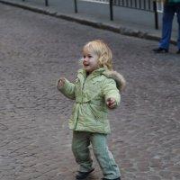 Танцующий малыш-3. :: Руслан Грицунь