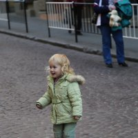 Танцующий малыш-1. :: Руслан Грицунь