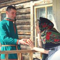 свадебная съмка :: Helena Shelehova