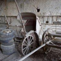Старые, забытые и заброшенные средства передвижения... :: Виктор Семенов