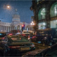 Февральское, Питерское... :: Александр Кукринов