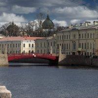 Красный мост :: ник. петрович земцов