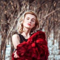 Фотосъемка с Алёной Иванниковой :: Ирина Граденфор