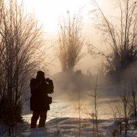 Ловец солнца :: Михаил Потапов