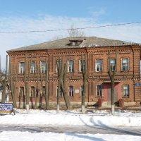 Здание городского училища :: Galina Leskova