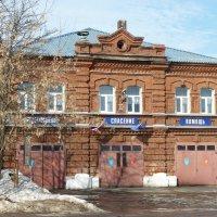 здание  МЧС  в  Киржаче .  год  постройки -1912 .... :: Galina Leskova