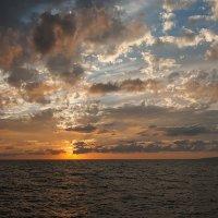 ...закат.. :: Андрей Гр
