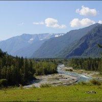 Река Кучерла :: Наталия Григорьева