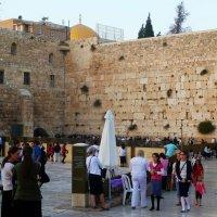 Стена плача в Иерусалиме. :: Чария Зоя