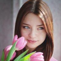 Портрет весны :: Денис Дехтяренко