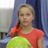 зелёный шар :: Александр Корнелюк