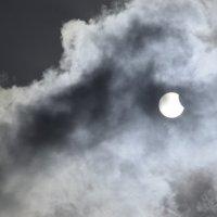 Солнечное затмение 20.03.2015 :: Владимир Ракитин