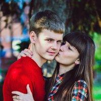 Милая пара Алина и Вячеслав:) :: Даша Полиенко