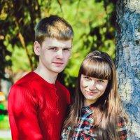 Алина и Вячеслав:) :: Даша Полиенко