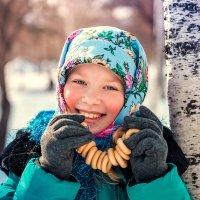 морозные сушки :: Татьяна Исаева-Каштанова