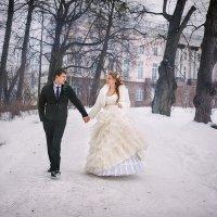 Настя и Никита :: Ксения Субботина