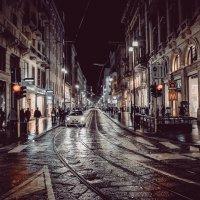Улочки Милана :: Андрей