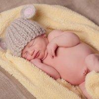 спящий малыш :: Оля Грушевская