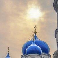 вот так увидел монастырь :: Сергей Цветков
