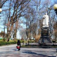 Памятник генералу Ватутину :: Ростислав