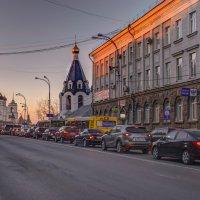Псковские вечера. :: Роман Дмитриев
