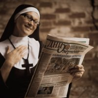 монахиня :: Юлия Богданова