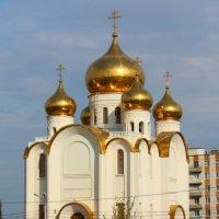 Церковь :: Альбина Васильева