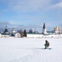 Валдайский Иверский Святоозерский Богородицкий мужской монастырь. :: Ирина Нафаня