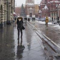 ... то дождь, то снег :: Алексей Окунеев