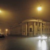 весенними туманами :: Андрей ЕВСЕЕВ