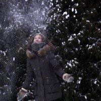 зимняя :: Светлана Анисимова