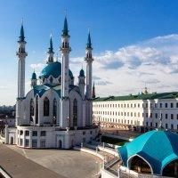 Казань. Мечеть Кул Шариф. :: Оксана Пучкова