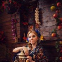 Фотопроект РУССКАЯ КРАСАВИЦА :: Oksanka Kraft