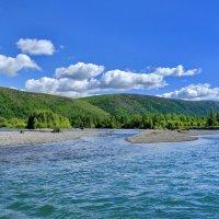 Река Буюнда. Колыма 26 :: Виталий Половинко
