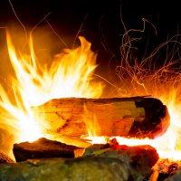 Неповторимое пламя :: Владимир Веселов