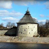 Покровская башня. Псков. :: Fededuard Винтанюк