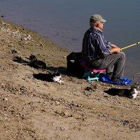 Это наш рыбак :: Игорь Сикорский