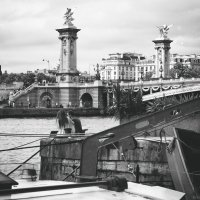 Париж- город влюбленных :: Vladimir Zhavoronkov
