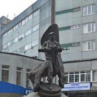 Памятник воинам-афганцам :: Николай Пекарский