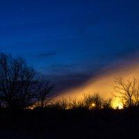 Пожар :: Геннадий Катышев
