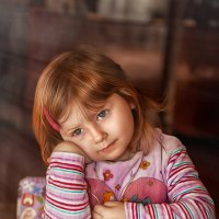 Милая девчушка ... :: АЛЕКСЕЙ ФЕДОРИН