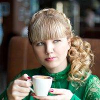 Утренний кофе :: Юлия Furman