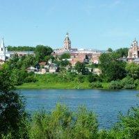 Историческая часть города Касимова :: Николай Варламов