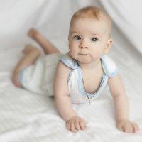 счастливый малыш :: Алла Мещерякова