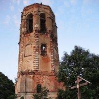 Разрушенная церковь :: Мария Кондрашова