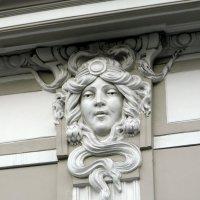 Архитектурный декор Москвы. :: Елена