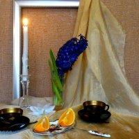 Натюрморт с синим Гиацинтом... :: Тамара (st.tamara)