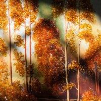 Янтарная картина :: Gleipneir Дария
