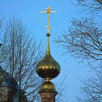 Крест :: Сергей Кунаев